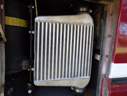 intercooler radiator